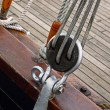 Boat detail — Stock Photo