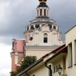 Vilnius baroque — Stock Photo
