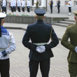 Honor guard - Stock Photo