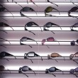 Sunglasses for sale — Stockfoto