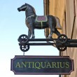 Stock Photo: Antique shop