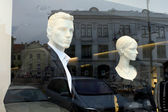 Two mannequins — Stock Photo