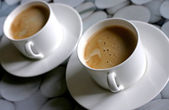 Coffee for two — Stock Photo