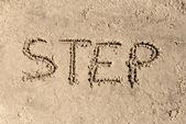 Step — Stok fotoğraf
