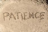 Patience — Stock Photo