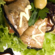 Aubergine appetizer - 