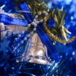 Christmas and New Year decorations — Stock Photo #4070311
