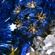 Christmas and New Year decorations — Stock Photo #4070355