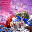 Christmas and New Year decorations — Stock Photo #4094437
