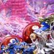 Christmas and New Year decorations — Stock Photo #4094442