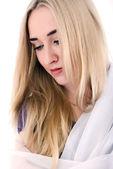 若い女の子の肖像画 — ストック写真