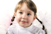 Photo of a little girl — Stock Photo