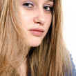Portrait of a young girl — Stock Photo #4476658