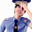 Policeman — Stock Photo