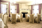 Sala ristorante — Foto Stock