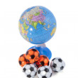 worldcup football — Stock Photo