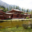 Byodo Temple Hawaii - Stock Photo
