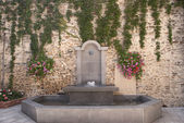 Fountain 2 — Stockfoto