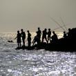 Fishermen — Stock Photo #3845061