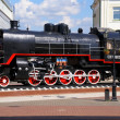 steam locomotive&quot — Stock Photo