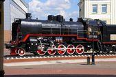 Dampflokomotive — Stockfoto