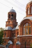 Ukrainian church — Stock Photo