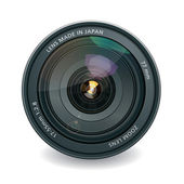 ProPhoto lens — Stock Vector