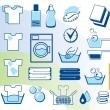 Laundry - Stock Vector