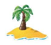 Palm — Stock Vector