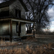 Haunted house — Stockfoto