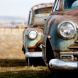 Vintage car - Stock Photo