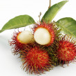 Stock Photo: Rambutan