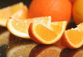 ломтик апельсина — Стоковое фото