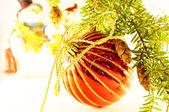 圣诞节节日装饰 — 图库照片
