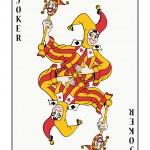 Double Joker — Stock Vector