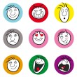 Somexpressions - Stock Vector