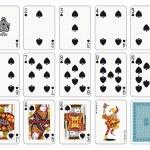 Spade suit — Stock Vector #3903562