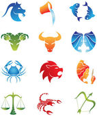 Horoscopes — Stock Vector
