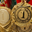 Medals — Stock Photo #3894916