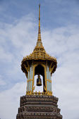 Bell in the wat phra kaeo — Stock Photo