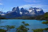 Torres del paine - natural park — Stock Photo
