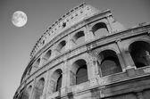 Colosseum at night. — Stock Photo