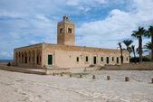 Mosque of ribat in monastir, tunisia — Foto Stock