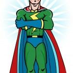 Постер, плакат: Superhero