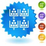 CMYK Printing — Stock Vector #3983859