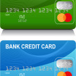 Credit Cards — Stock Vector #3983921