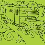 Постер, плакат: Recreational Vehicle