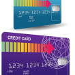 Credit Cards — Stock Vector #3984363