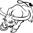 Angry Bull - 