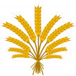 Royalty-Free Stock Vector Image: Wheat Bundle